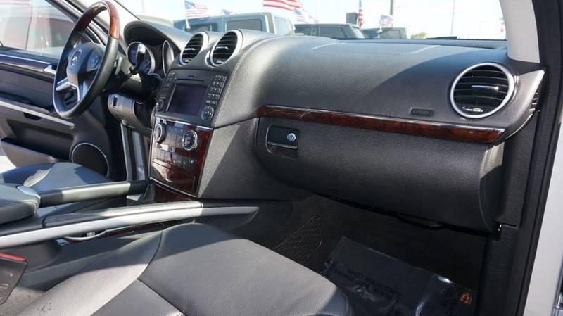 2011 Mercedes-Benz GL-Class AWD GL 450 4MATIC 4dr SUV - Miramar FL