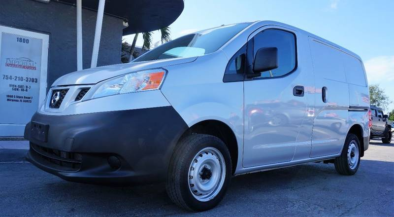 2016 NISSAN NV200 S 4DR CARGO MINI VAN brilliant silver 5407 axle ratiowheels 15 steel wcen