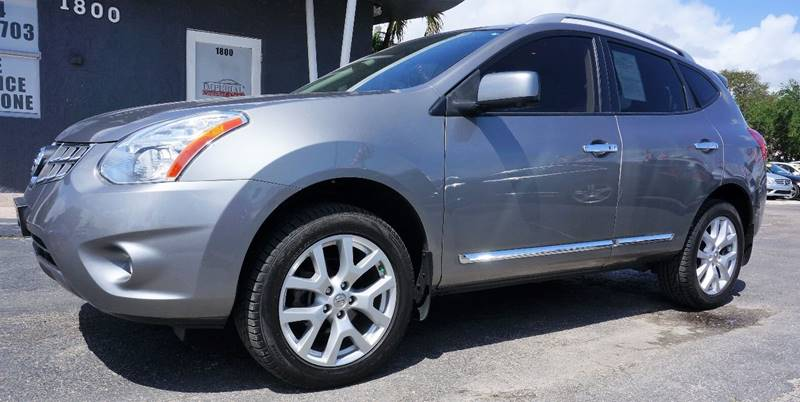 2012 NISSAN ROGUE SV AWD 4DR CROSSOVER gray navigation systemnavigation system w5 color touch