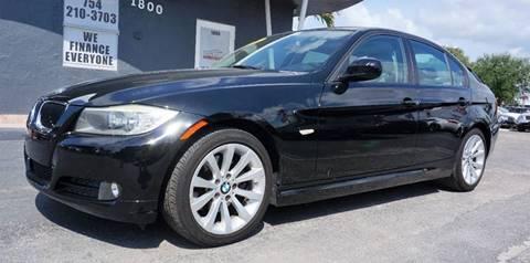 2010 BMW 3 Series for sale in Miramar, FL