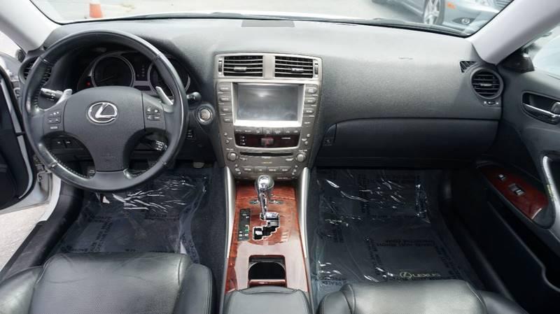 2008 Lexus IS 250 AWD 4dr Sedan - Miramar FL