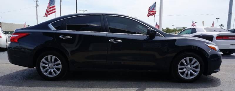 2016 Nissan Altima 2.5 S 4dr Sedan - Miramar FL