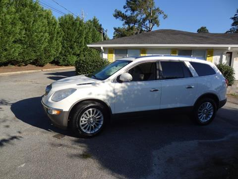 2008 Buick Enclave for sale in Lawrenceville, GA