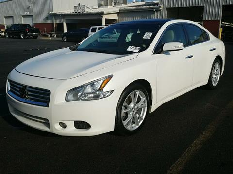 2012 Nissan Maxima for sale in Lawrenceville, GA