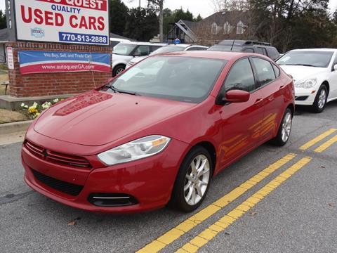 2013 Dodge Dart for sale in Lawrenceville, GA