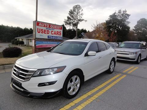 2012 Honda Crosstour for sale in Lawrenceville, GA