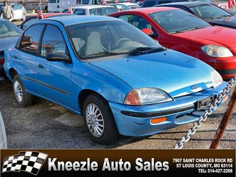 1995 GEO Metro for sale in Saint Louis, MO