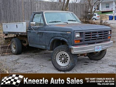 1984 Ford F-250 for sale in Saint Louis, MO