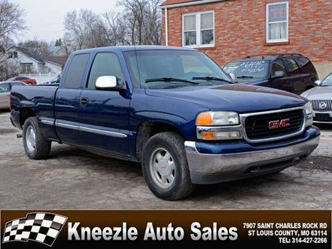 2001 GMC Sierra 1500 for sale in Saint Louis, MO