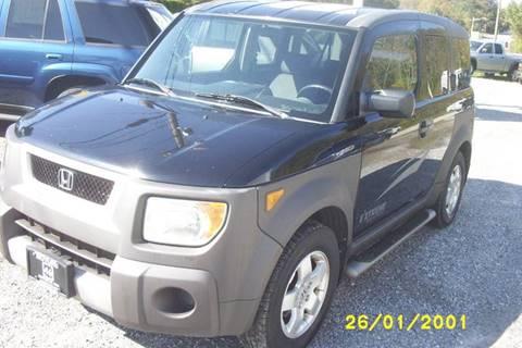2004 Honda Element for sale in Belvidere, NJ