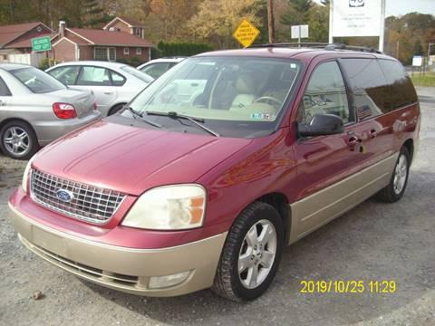 2004 Ford Freestar for sale in Belvidere, NJ