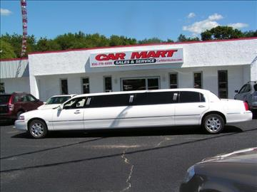 2007 Lincoln Town Car for sale in Williamstown, NJ