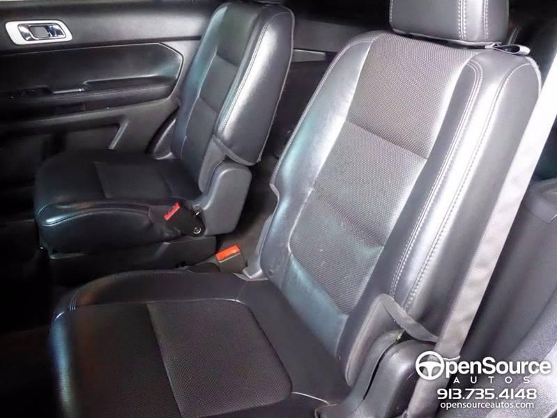 2012 Ford Explorer AWD Limited 4dr SUV - Mission KS