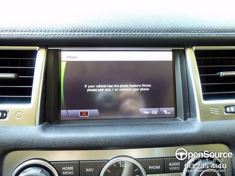 2011 Land Rover Range Rover Sport 4x4 HSE 4dr SUV - Mission KS
