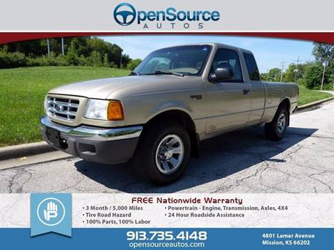 2001 Ford Ranger for sale in Mission, KS