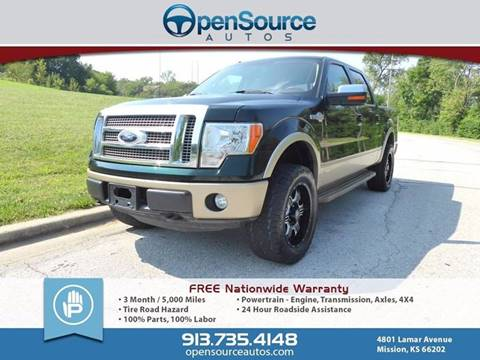 2012 Ford F-150 for sale in Mission, KS