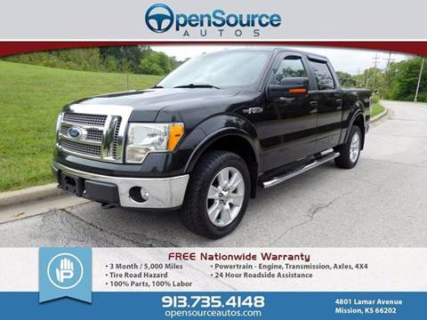 2010 Ford F-150 for sale in Mission, KS