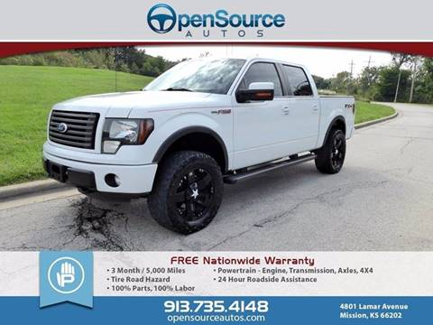 2011 Ford F-150 for sale in Mission, KS