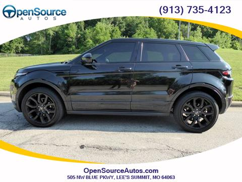 2015 Land Rover Range Rover Evoque for sale in Lee's Summit, MO