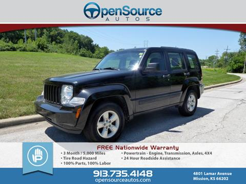 2012 Jeep Liberty for sale in Mission, KS