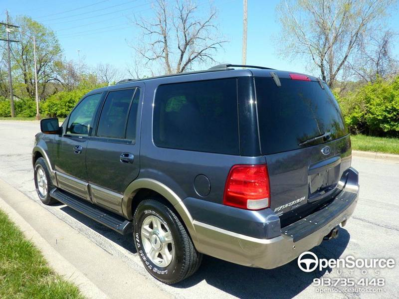 2003 Ford Expedition Eddie Bauer 4WD 4dr SUV - Mission KS