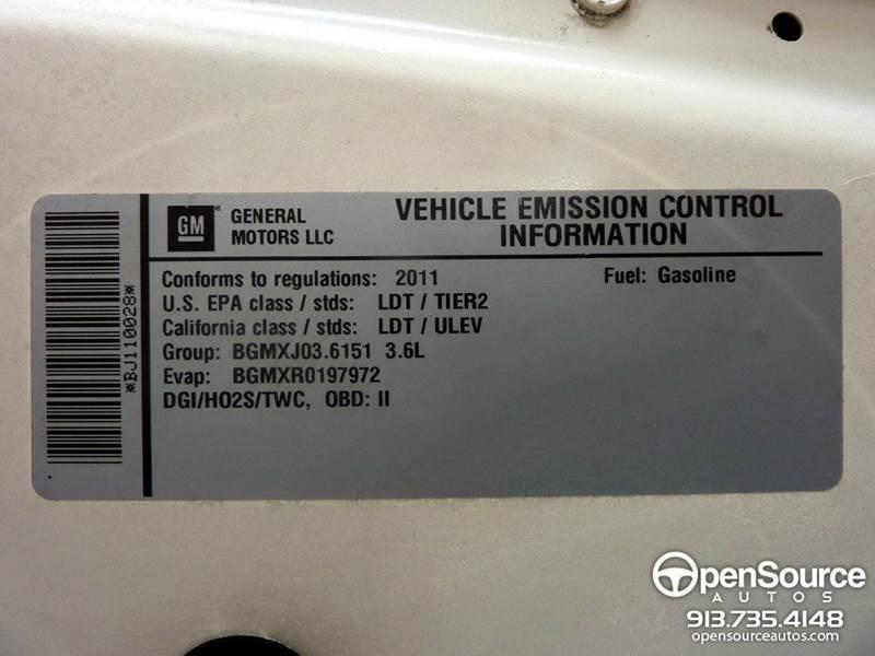 2011 GMC Acadia SLT-2 AWD 4dr SUV - Mission KS