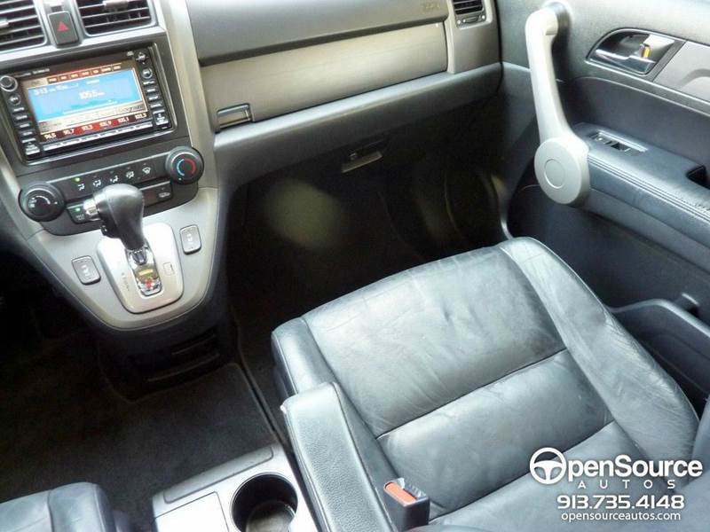 2007 Honda CR-V EX-L w/Navi 4dr SUV w/Navi - Mission KS