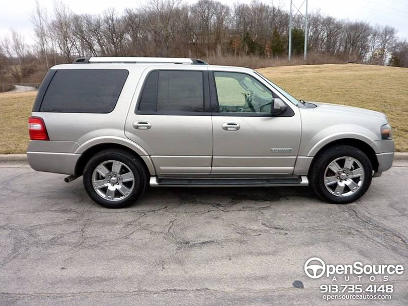 2008 Ford Expedition 4x4 Limited 4dr SUV - Mission KS