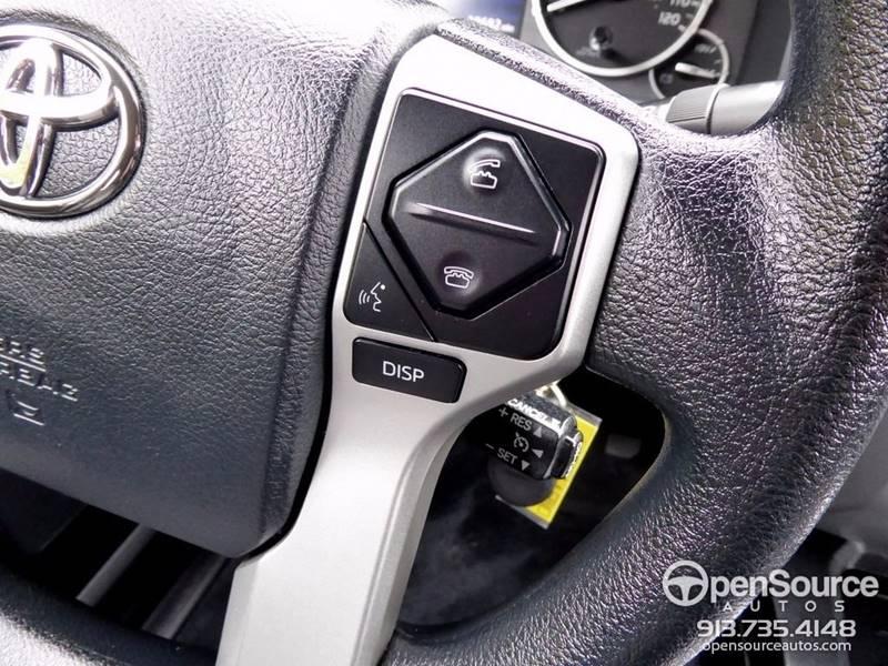 2014 Toyota Tundra 4x4 SR5 4dr Double Cab Pickup LB (5.7L V8) - Mission KS