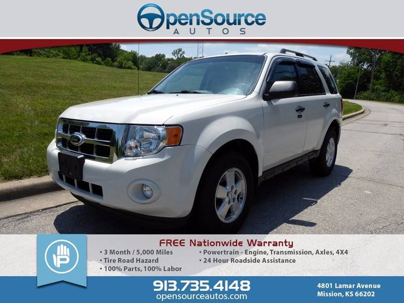 2012 Ford Escape XLT 4dr SUV - Mission KS
