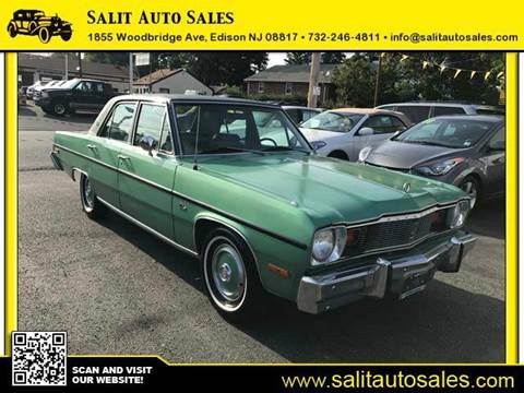 1975 Plymouth Valiant for sale in Edison, NJ