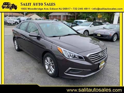 2016 Hyundai Sonata for sale in Edison, NJ