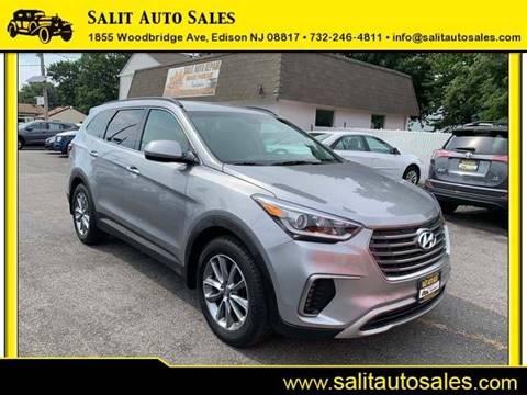 2017 Hyundai Santa Fe for sale in Edison, NJ
