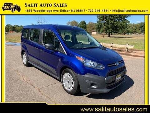 2018 Ford Transit Connect Wagon for sale in Edison, NJ