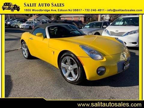 2007 Pontiac Solstice for sale in Edison, NJ