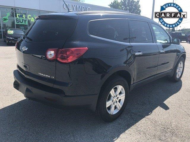 2011 Chevrolet Traverse for sale at OLYMPIC MOTOR CO in Florissant MO