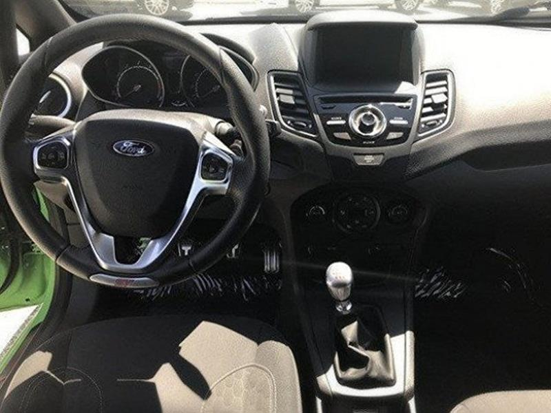 2015 Ford Fiesta for sale at OLYMPIC MOTOR CO in Florissant MO