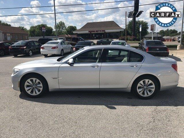 2011 BMW 7 Series for sale at OLYMPIC MOTOR CO in Florissant MO