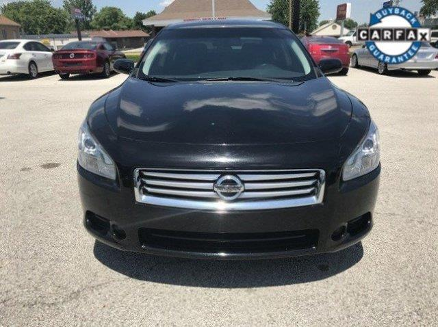 2014 Nissan Maxima for sale at OLYMPIC MOTOR CO in Florissant MO