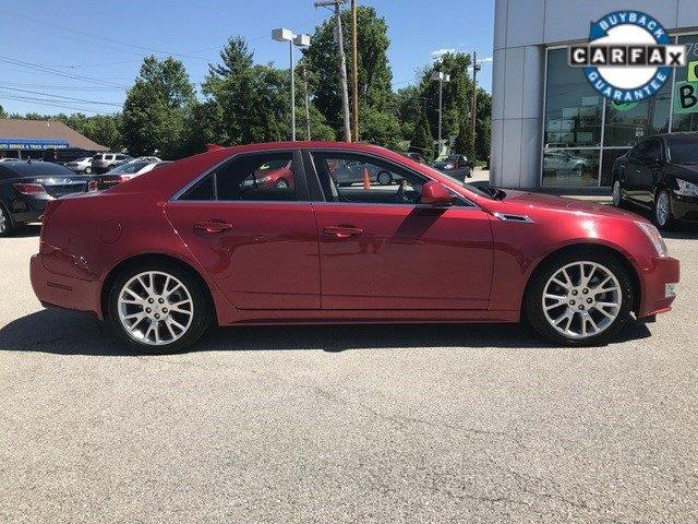 2012 Cadillac CTS for sale at OLYMPIC MOTOR CO in Florissant MO