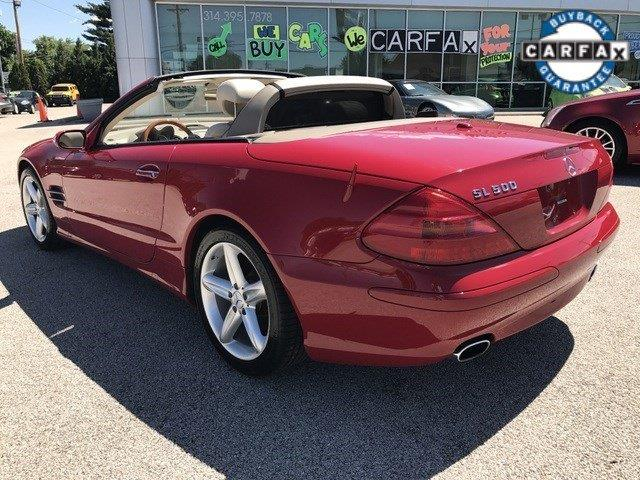 2006 Mercedes-Benz SL-Class for sale at OLYMPIC MOTOR CO in Florissant MO