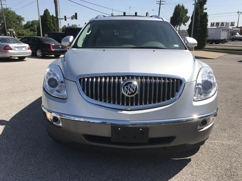 2012 Buick Enclave for sale at OLYMPIC MOTOR CO in Florissant MO