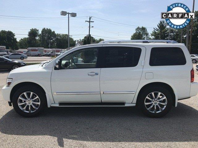 2010 Infiniti QX56 for sale at OLYMPIC MOTOR CO in Florissant MO