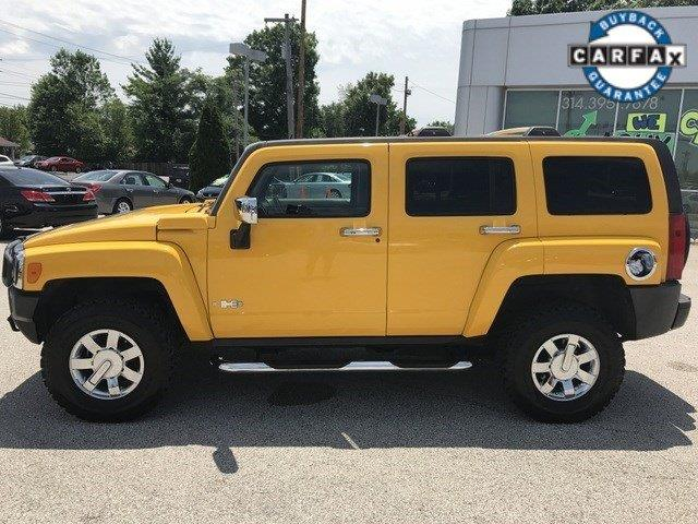 2006 HUMMER H3 for sale at OLYMPIC MOTOR CO in Florissant MO
