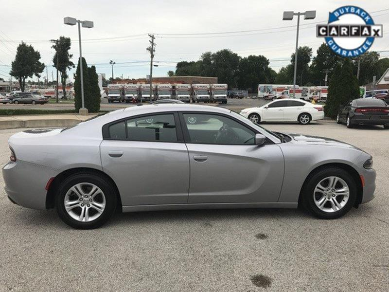 2016 Dodge Charger for sale at OLYMPIC MOTOR CO in Florissant MO