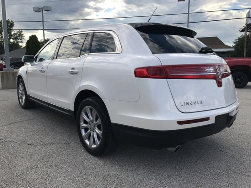 2013 Lincoln MKT for sale at OLYMPIC MOTOR CO in Florissant MO