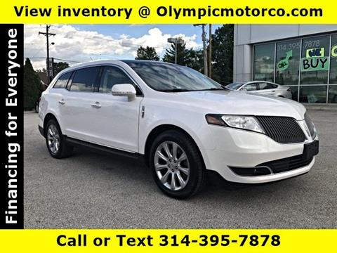 2013 Lincoln MKT for sale in Florissant, MO