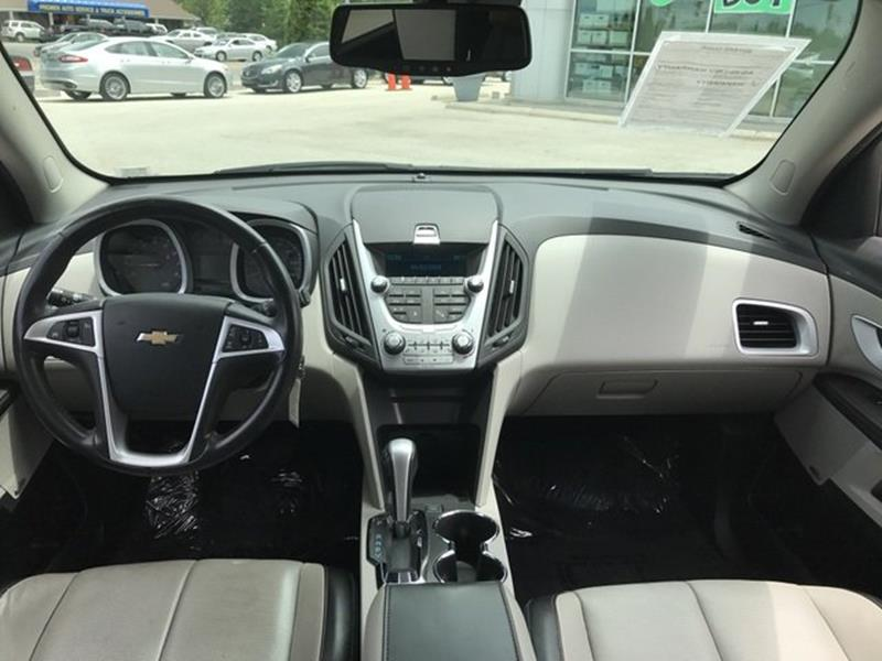2010 Chevrolet Equinox for sale at OLYMPIC MOTOR CO in Florissant MO