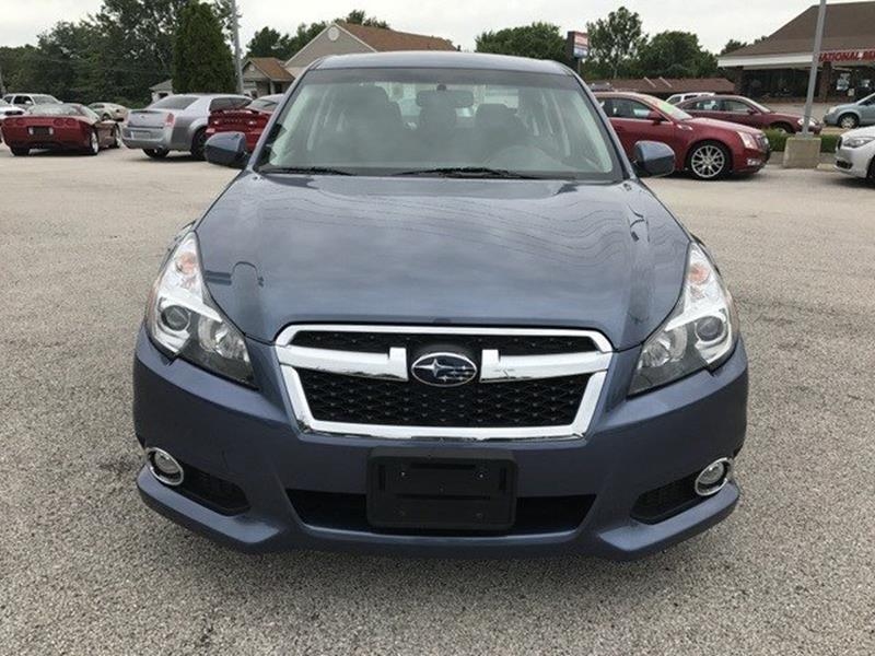 2014 Subaru Legacy for sale at OLYMPIC MOTOR CO in Florissant MO