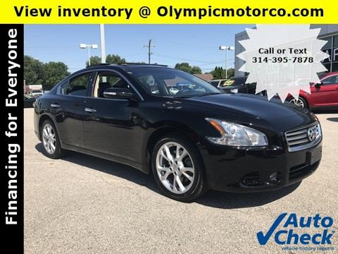 2014 Nissan Maxima for sale in Florissant, MO